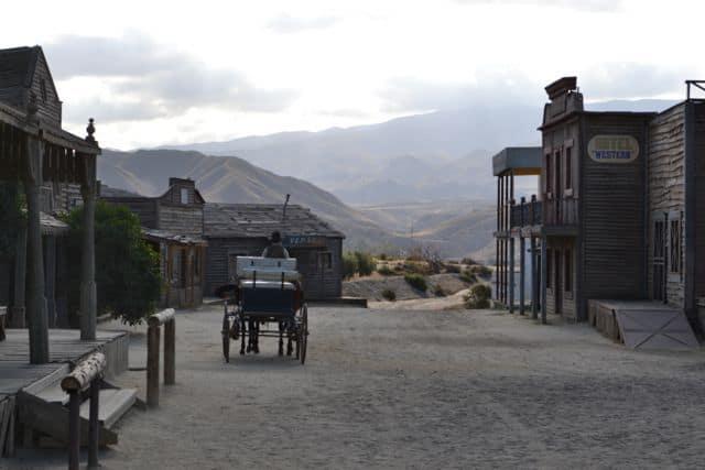 Spanish desert that became Hollywood hotspot
