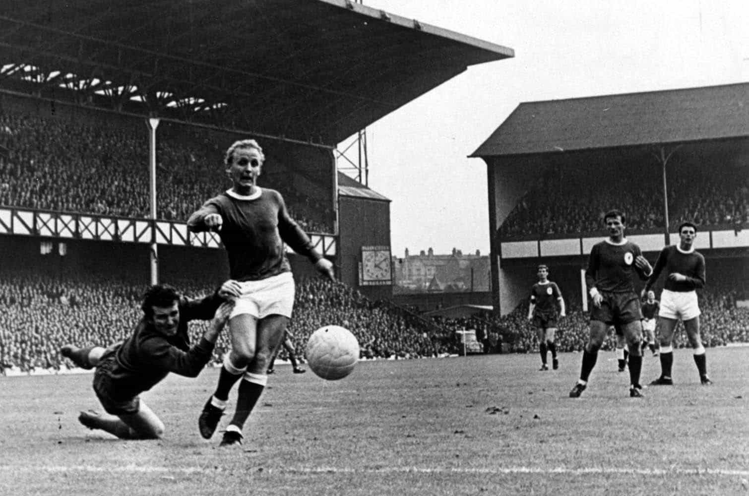 One of the forgotten greats Alex Young