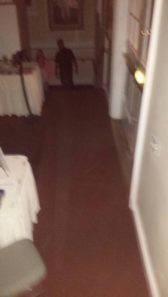 Ghost Lucy at The Stanley Hotel