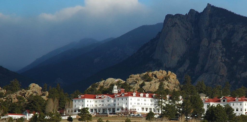 The Stanley Hotel - Inspiration for The Shining