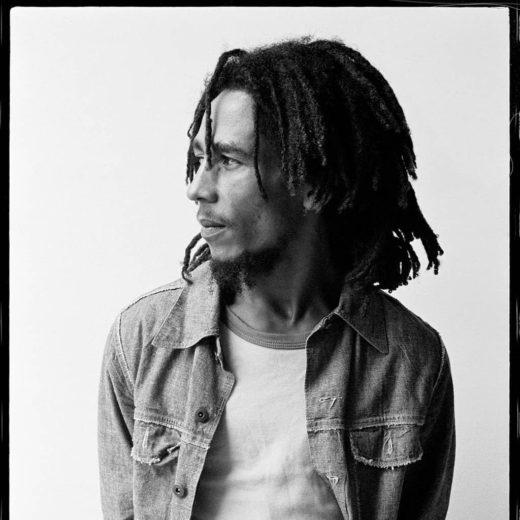 Bob Marley by Alec Byrne