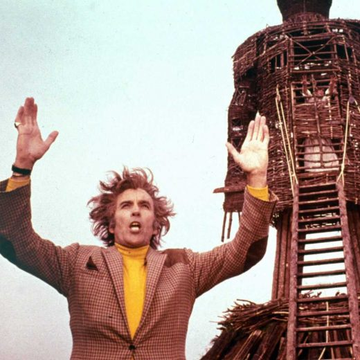 Homegrown British horror The Wicker Man