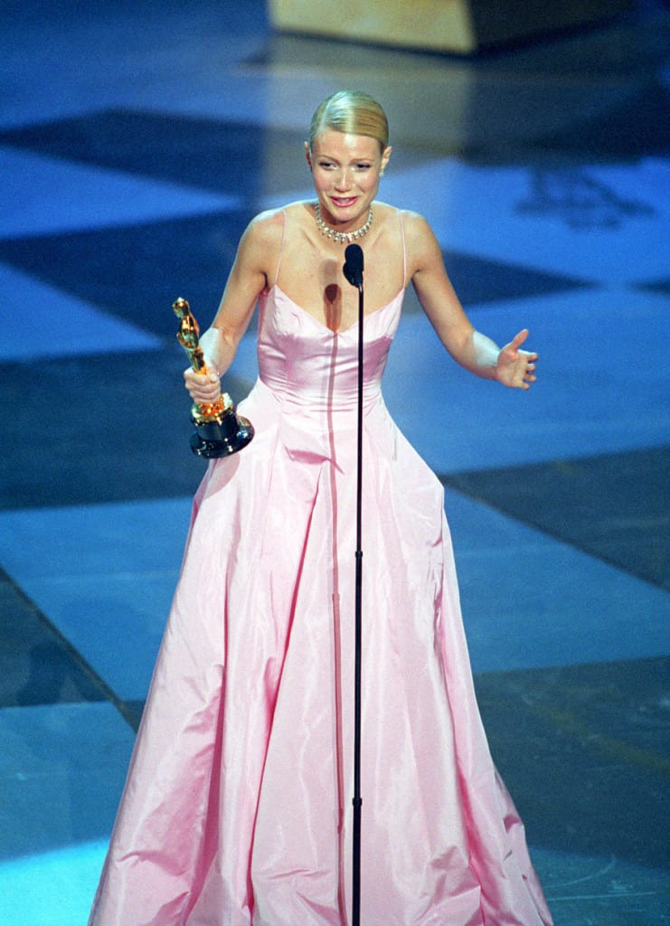 One of the worst Oscars winners speeches by Gwyneth Paltrow