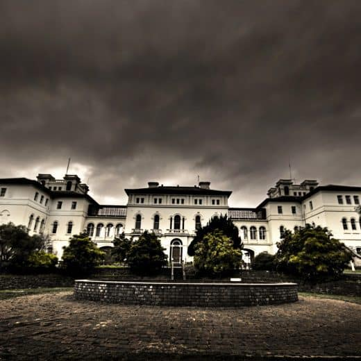 Aradale Asylum. Most haunted in Australia?