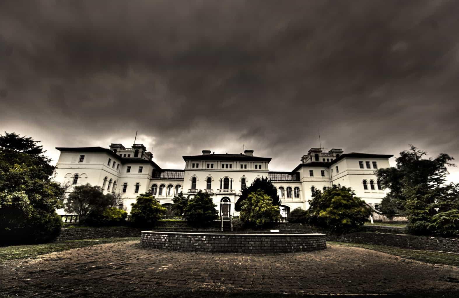 Aradale Asylum. Most haunted in Australia?