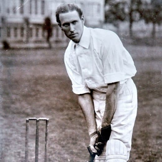 Cricketer Bart King