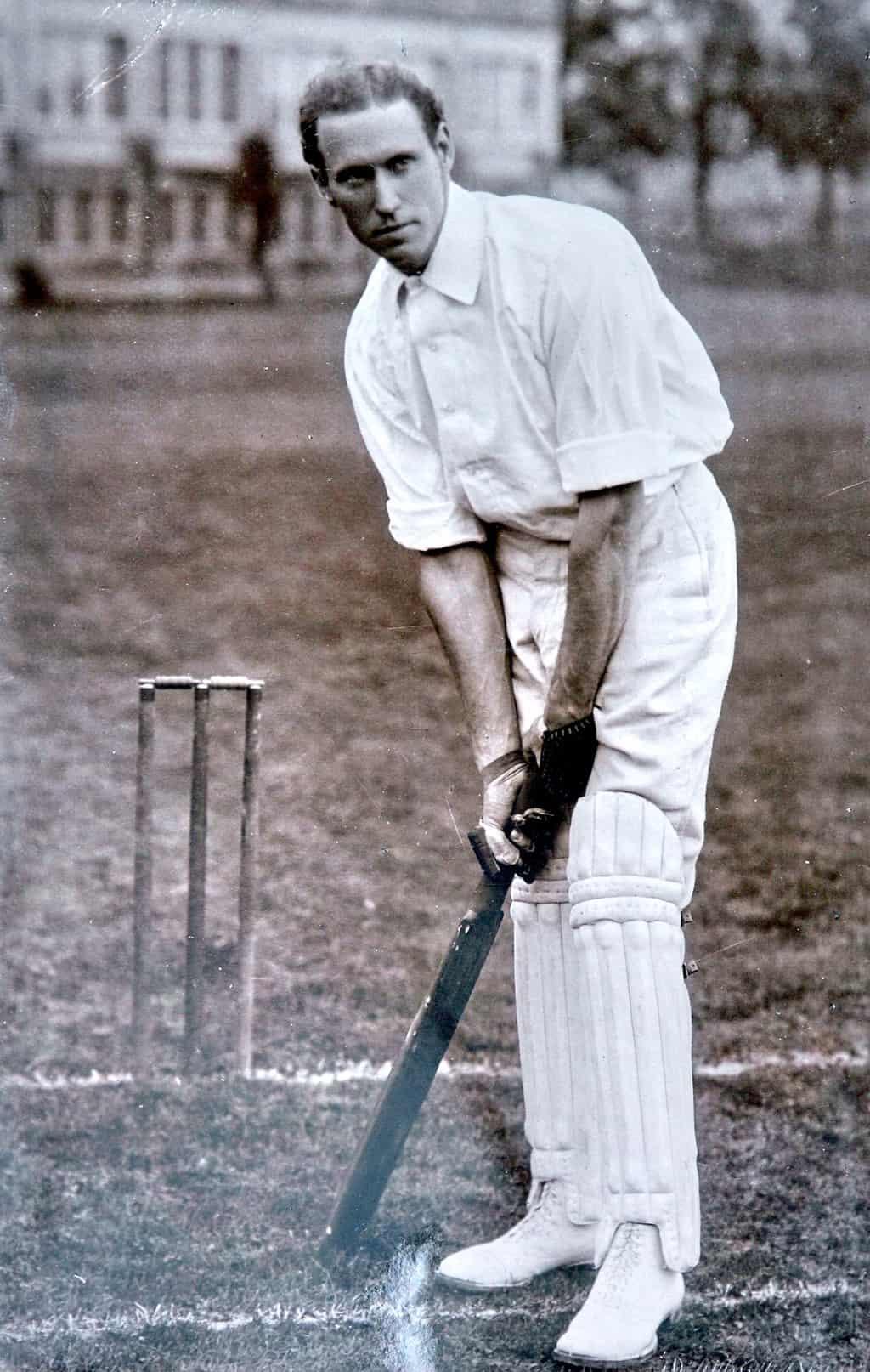 Cricketer Bart King
