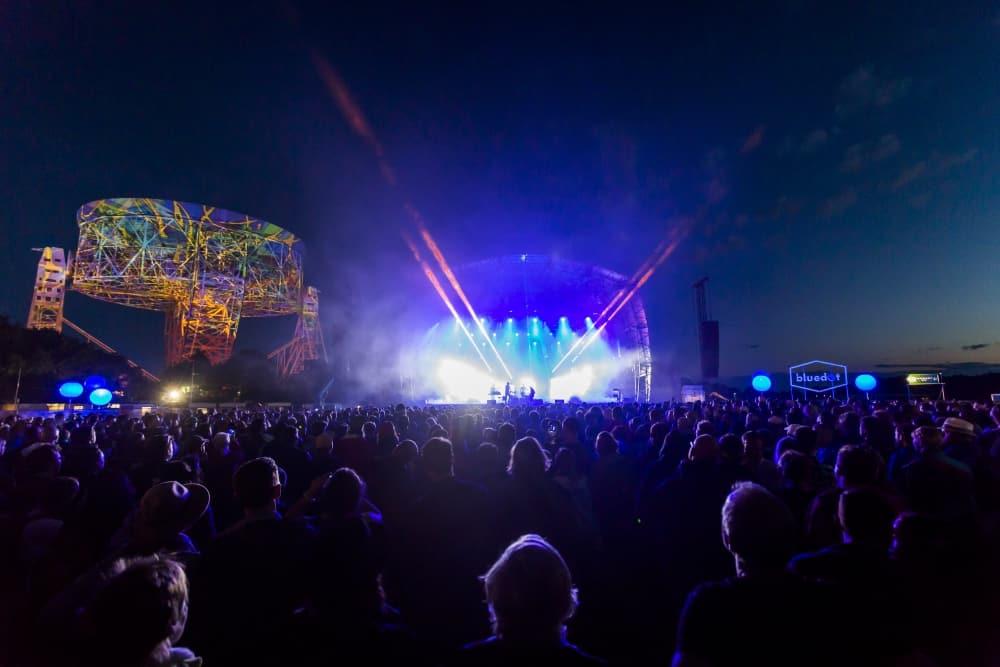 Bluedot music festival