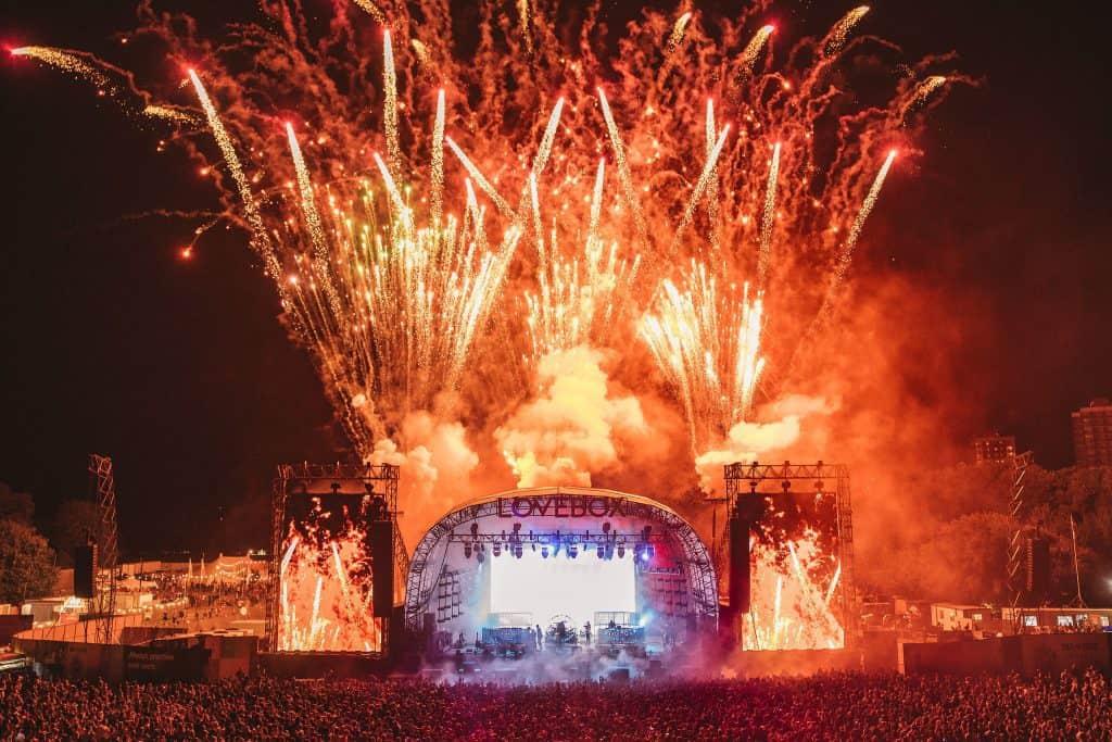 Lovebox music festival