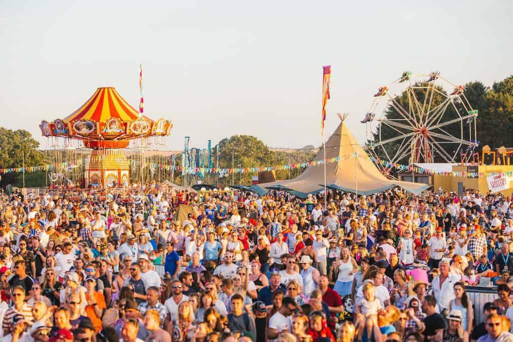 The Big Feastival music festival