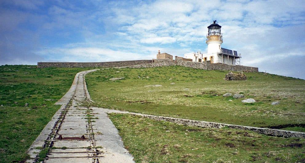 The Flannan Lighthouse