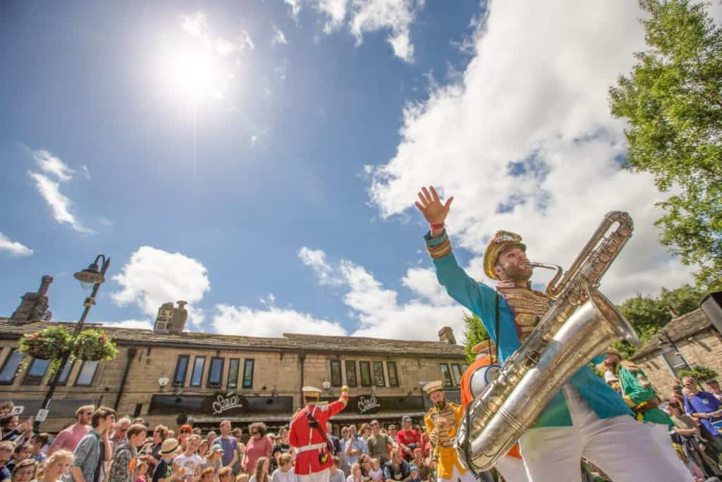 What's On Hebden Bridge Festival