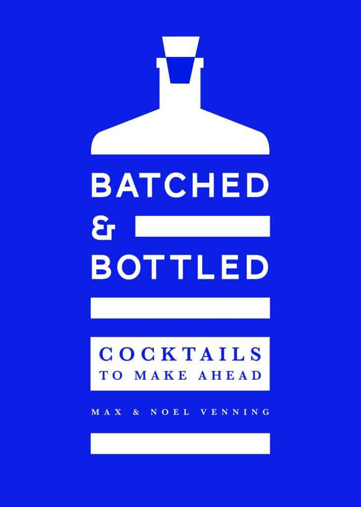 Batched & Bottled cocktails book cover