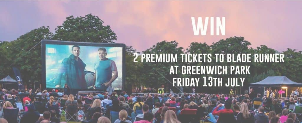 What's On Blade Runner 2049 at Greenwich Park