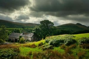 JRR Tolkein's Literature destination Brecon