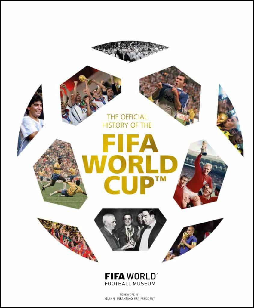 Books about sport - History of the FIFA World Cup