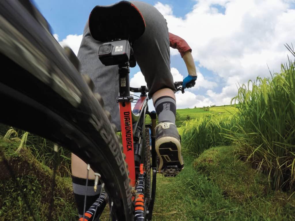 GoPro Hero5 Cycling Gear