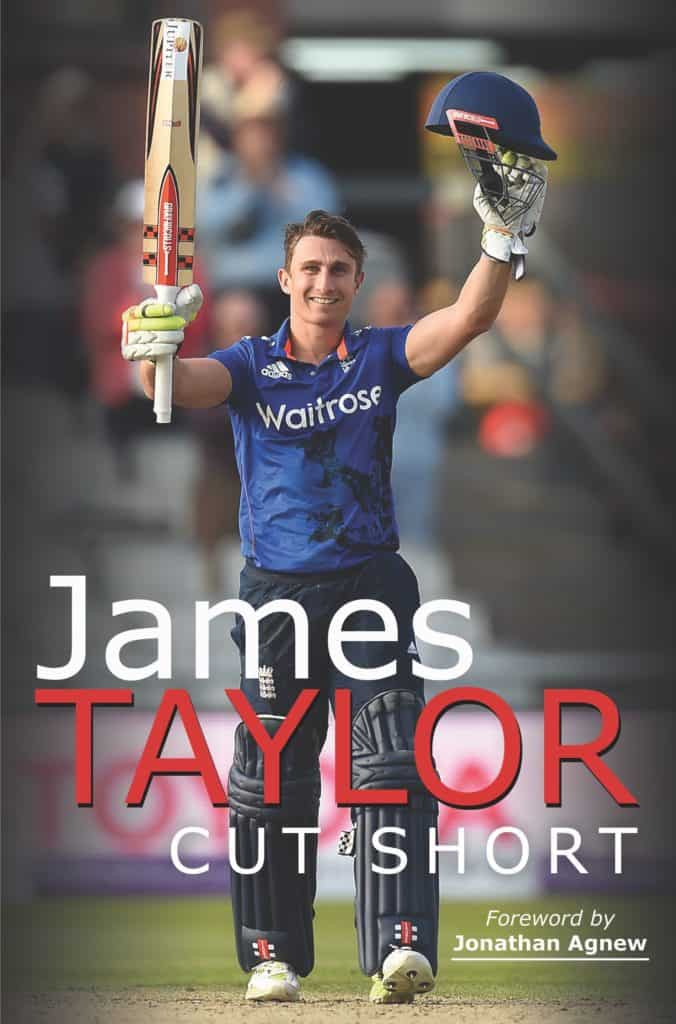 James Taylor Cut Short book cover