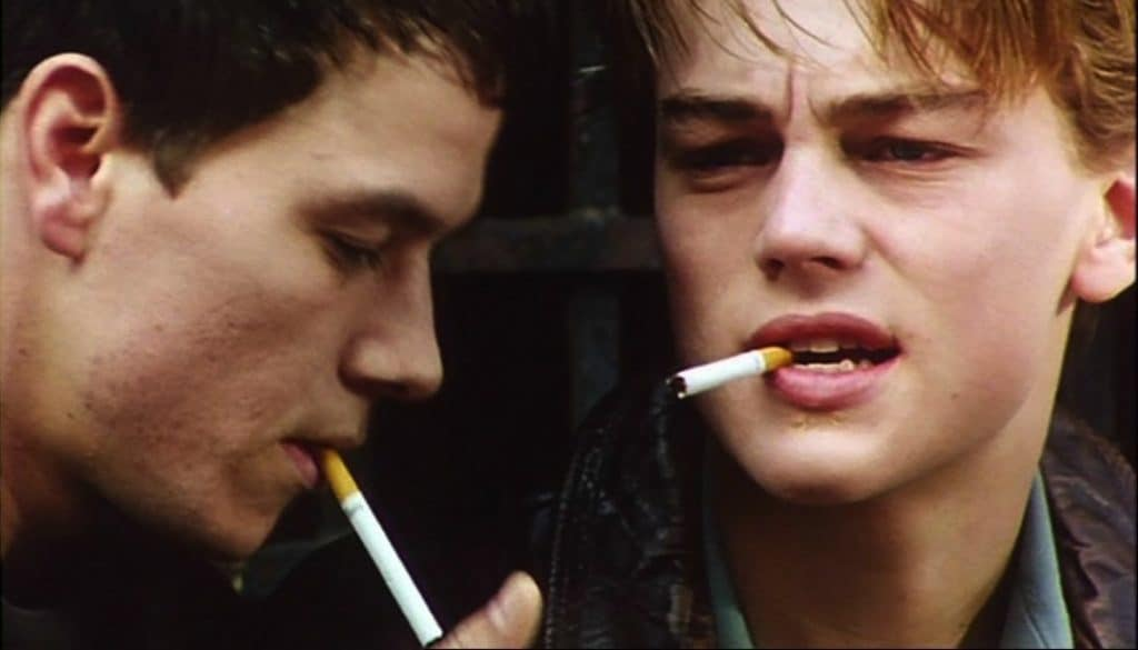 Leo DiCaprio in biopic The Basketball Diaries