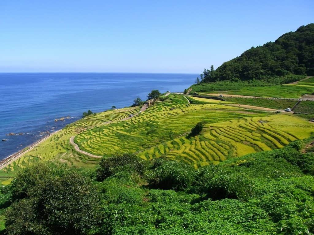 One of the best Cycling Destinations Japan's Noto Peninsula