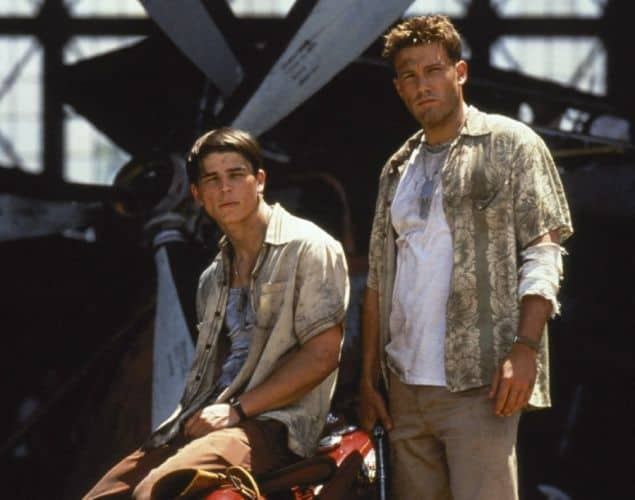 One of the worst Blockbuster Movies - Pearl Harbour