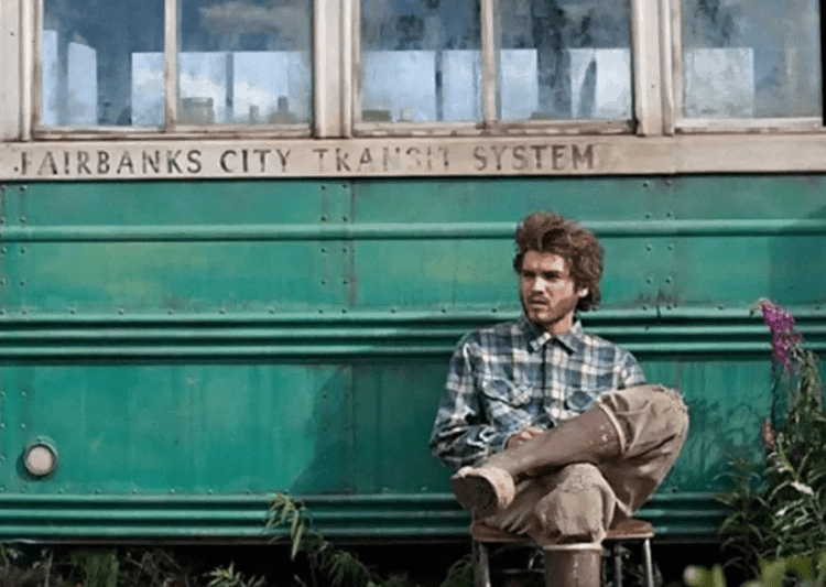 Biopic film Into the Wild