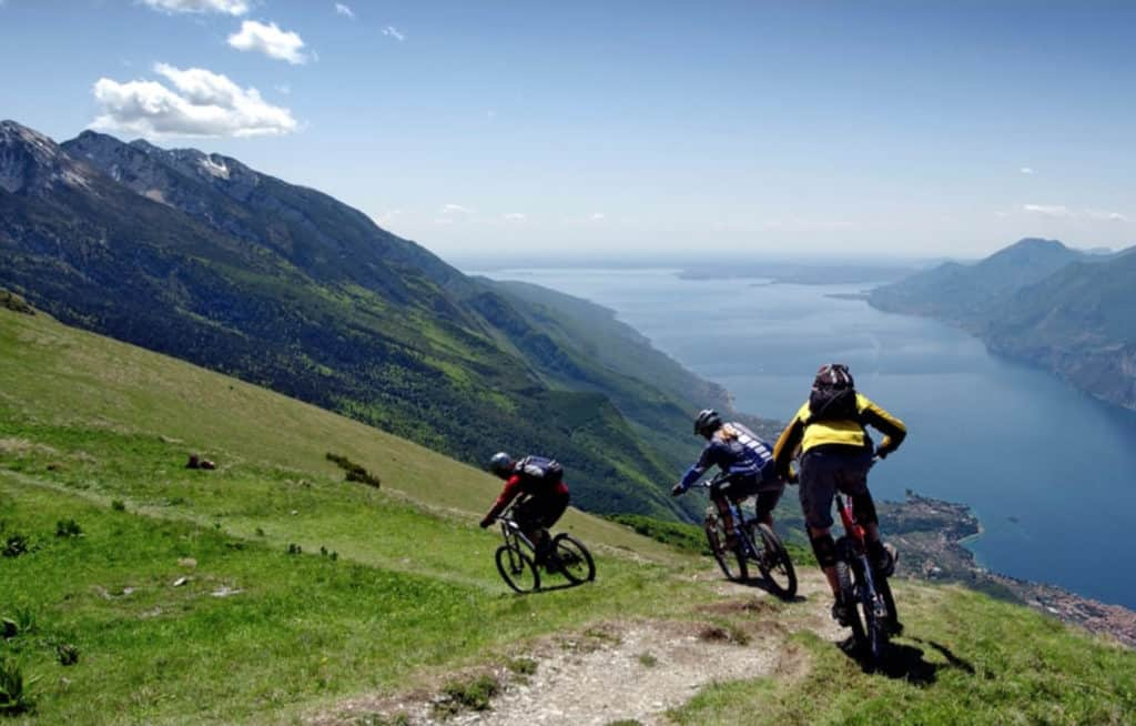 One of the best Cycling Destinations - Lake Garda & Merano