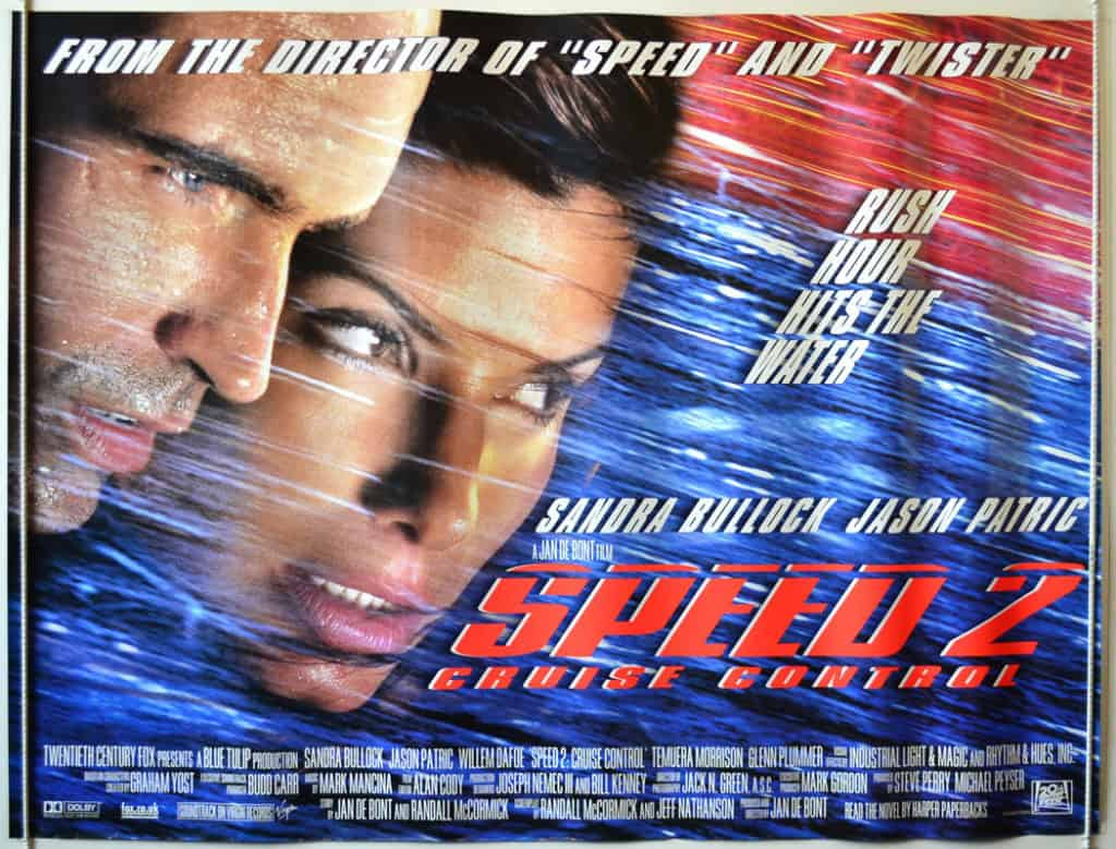 One of the worst Blockbuster Movies - Speed 2