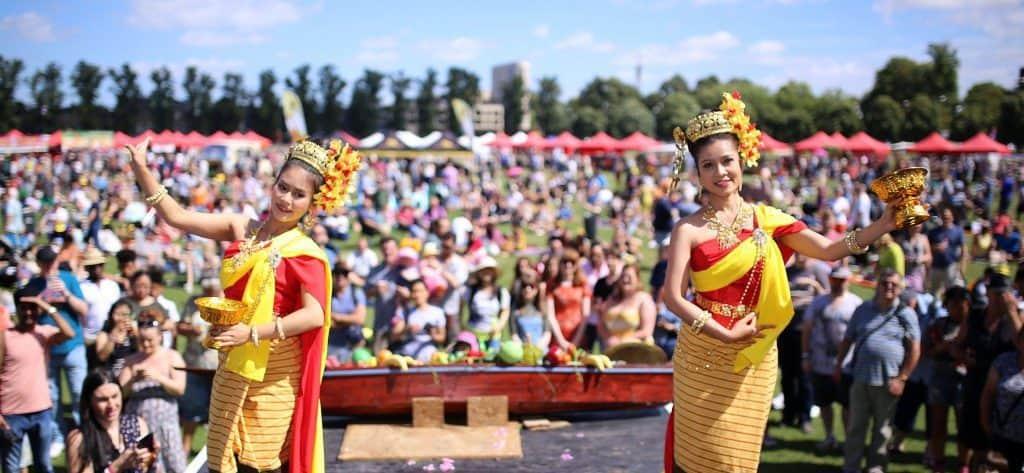 What's On Manchester Thai Festival