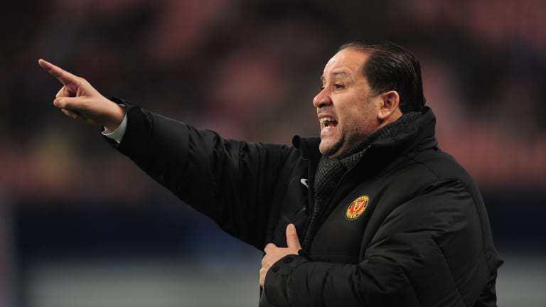Tunisia football team manager