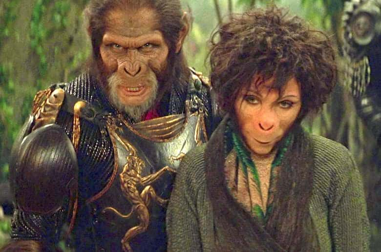 One of the worst Blockbuster Movies - Planet of the Apes