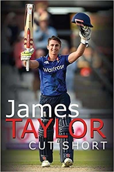 Books about sport - James Taylor Cut Short