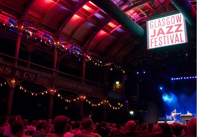 What's On Glasgow Jazz Festival