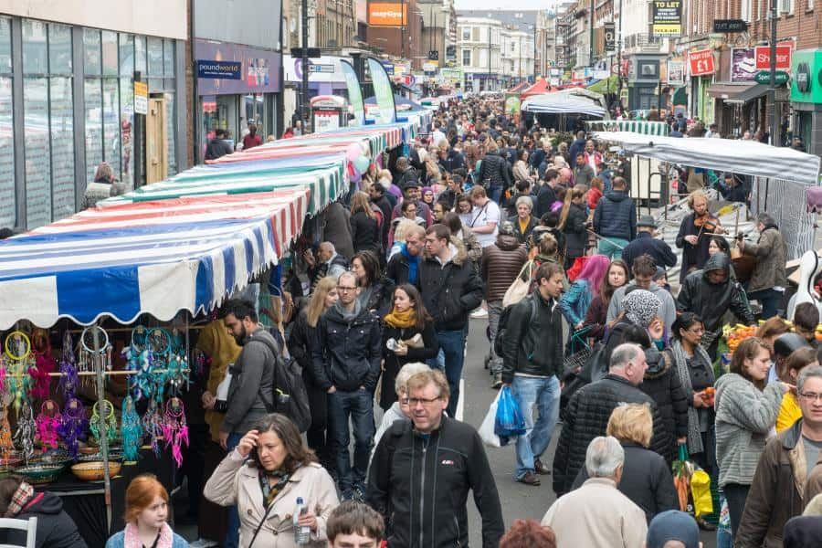 What's On North End Road Summer Market