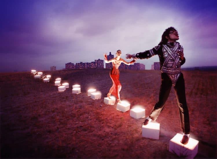 Michael Jackson by David LaChapelle