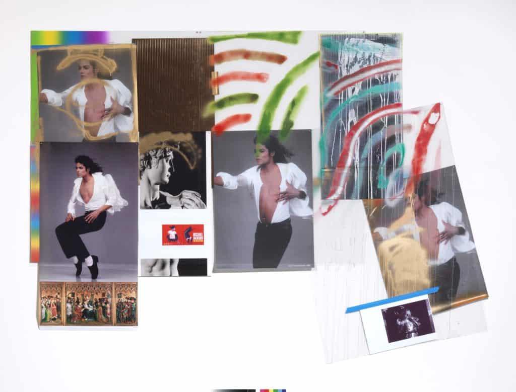 Michael Jackson by Isa Genzken