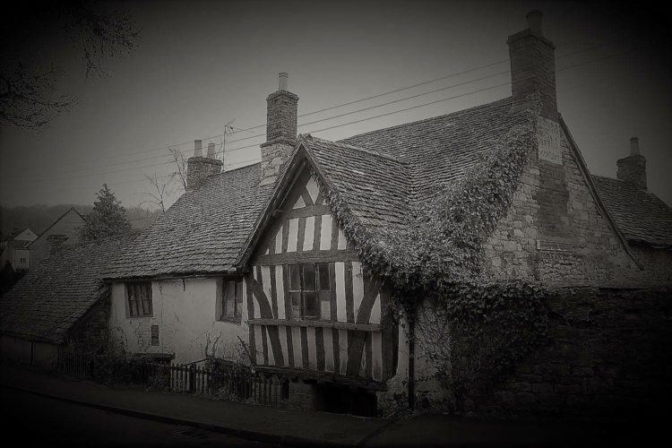 One of the most haunted pubs in Britain - The Ancient Ram Inn