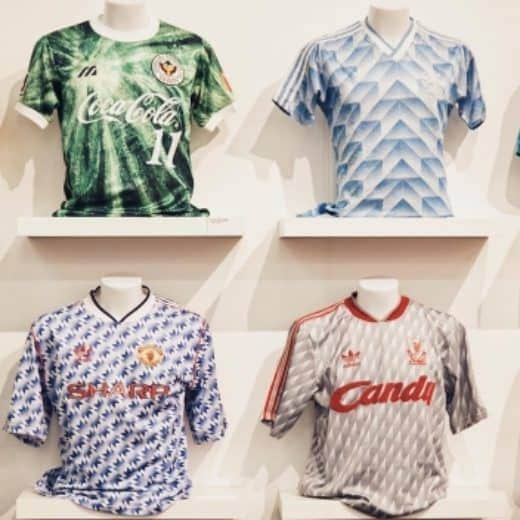 The Art of the Football Shirt Exhibition