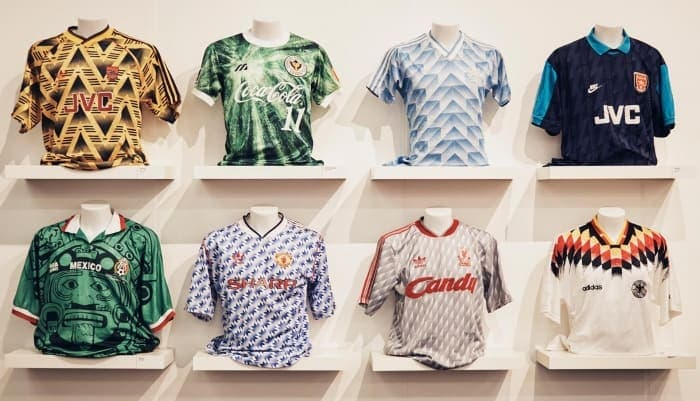 Art of the Football Shirt Exhibition
