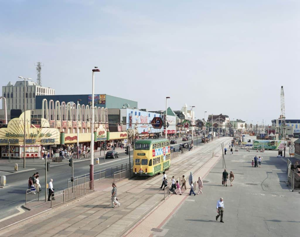 Image from The Great British Seaside exhibition