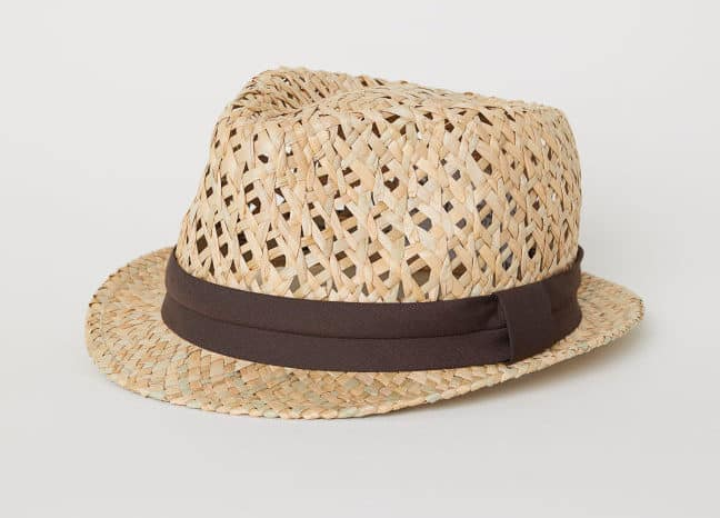 Summer style essential straw hat