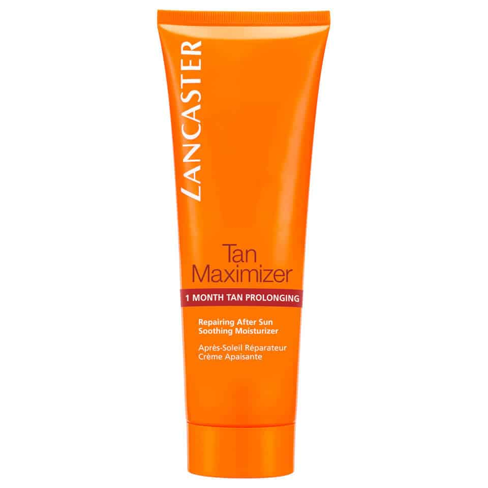 Summer style essential Lancaster after sun moisturiser