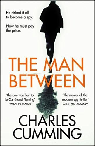 Summer style essential The Man Between book cover