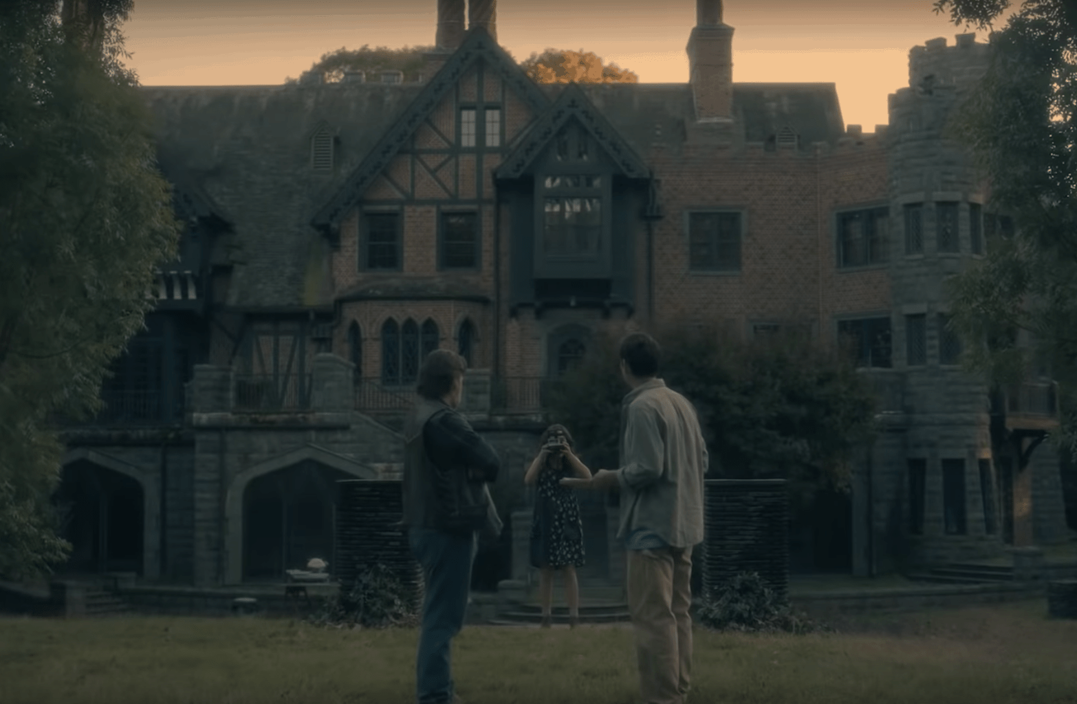 Trailer For The Haunting Of Hill House The Malestrom