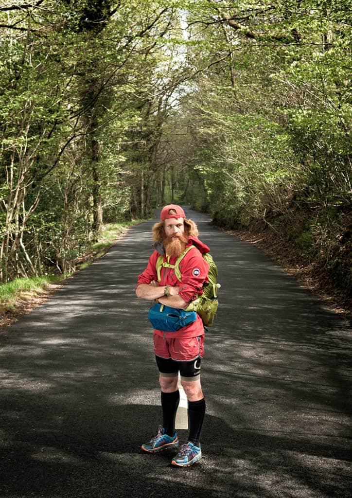 Adventurer Sean Conway
