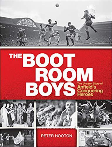 The cover of The Boot Room Boys