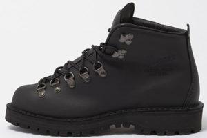 DANNER Mountain Light Black Boot