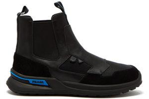 PRADA trainer boots