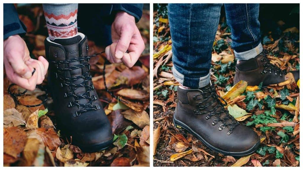Anatom Q2 Classic Men's Hiking Boots