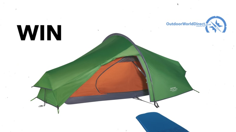 Camping gear from OutdoorWorldDirect